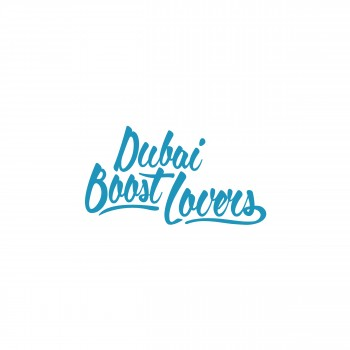"Simon Motorsport Dubai Sticker ""Dubai Boost Lover"""