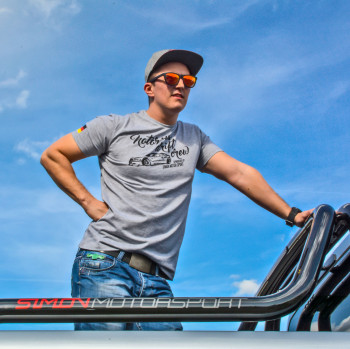"Simon Motorsport Dubai T-Shirt ""Notorious Drift Crew"""