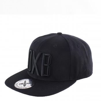 "Simon Motorsport Snapback Cap ""DXB"" Black/ Black"