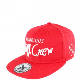 "Simon Motorsport Snapback Cap ""Notorious Drift Crew"""
