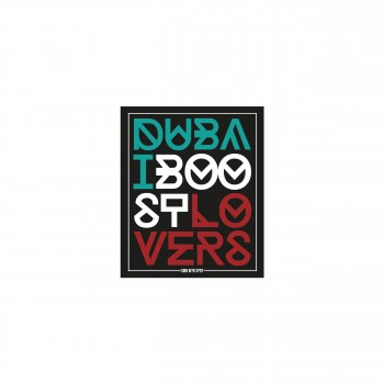 "Simon Motorsport Dubai Sticker ""Dubai Boost Lovers"""